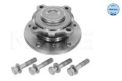 Wheel Bearing Kit Front With Hub